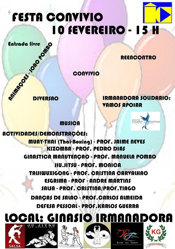 FESTA IRMANADORA
