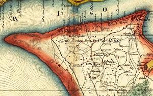 Carta chorographica dos terrenos em volta de Lisboa