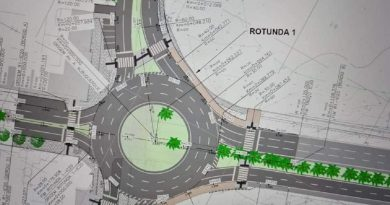 Nova Rotunda na Costa