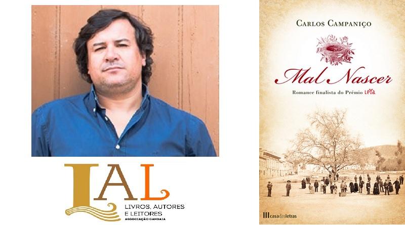 Carlos Campaniço no L.A.L.