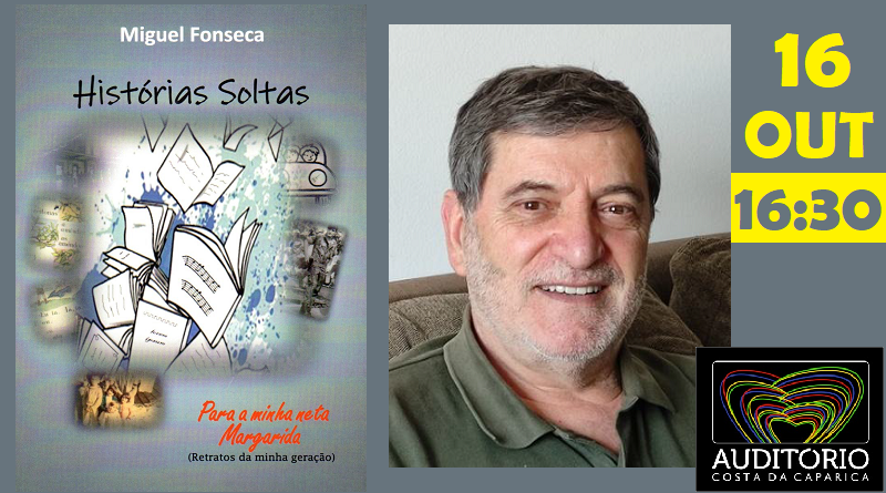 Livro de Miguel Fonseca
